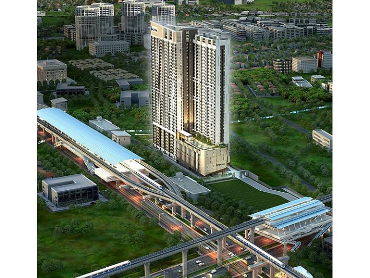 曼谷地鐵三線交匯處 Triple Station