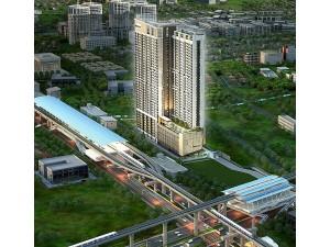 曼谷地鐵三線交匯處 Triple